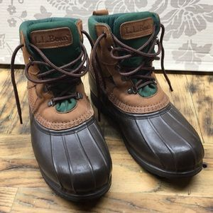 Amazing men's LLBEAN Maine hunting boots 9 10